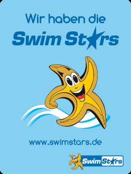 SwimStars - das neue deutsche Schwimmlernprogramm - Schwimmen lernen mit Schwimmkursen nach der SwimStars-Methode