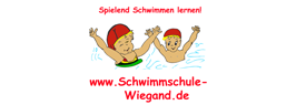 Logo Schwimmschule Wiegand