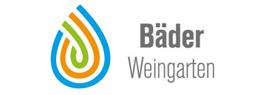 Logo Bäder Weingarten